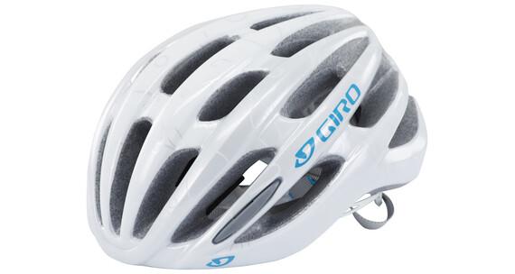 Giro Saga Helm Women white/scrawl